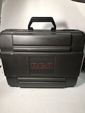Vintage RCA C-Series Camcorder Case With Keys