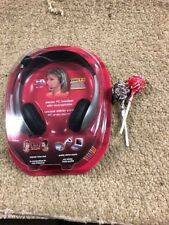 Stereo PC Headset w/Noise Canceling Microphone Technology AC-201 New Free Pops