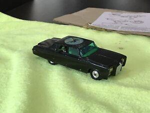 """Corgi 268 Green Hornet Black Beauty. Excellent w/ missile & Spinner """"original"""""""