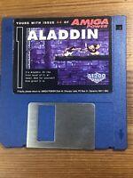 Amiga Power Magazine cover disk 44 Aladdin TESTED WORKING