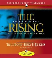 Left Behind: The Rising by Tim LaHaye & Jerry B. Jenkins, Unabridged, 9 CDs, VGC