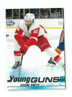 2019-20 UPPER DECK #GIVANI SMITH YG RC UD YOUNG GUNS ROOKIE RED WINGS