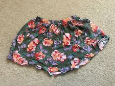 Girls Old Navy Size 10-12 Floral Skirt