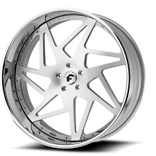 """20"""" INCH FORGIATO FINESTRO WHEELS RIMS MERCEDES S550 S63 CLASS AMG BMW BRUSHED"""