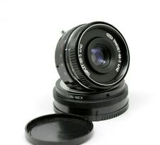 Creative Triplet 69-3 4/40mm Custom for M39 L39 Sony E-mount Mirrorless IW14