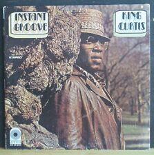 Scarce King Curtis Instant Groove - Atlantic - 1969 Release - Duane Allman