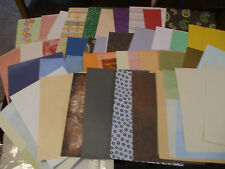 1 Kilo pack of assorted A4 craft card & paper [ Now 90+ sheets so no offers ]