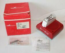 COOPER Wheelock ET70WP-2475W-FR (119077) Speaker Strobe light, wall, red