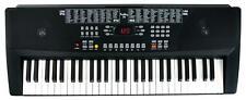 B-WARE Digital Keyboard 54-Tasten E-Piano Klavier Rhythmen Lernfunktion schwarz