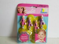 Barbie Doll Party Favor Figurines In Package 2003