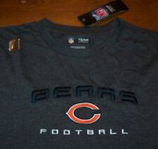 Chicago Bears Nfl Football Embroidered T-Shirt Small New w/ Tag