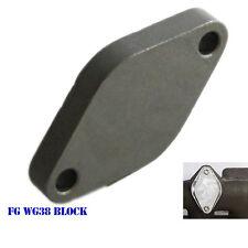 Mild Steel Block-Off Flange for 35/38mm External Wastegate /Dump Tube/Pipe