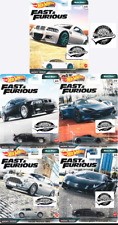 HOT WHEELS PREMIUM 2020 FAST & FURIOUS EURO FAST -  5 CAR SET  *PRE-ORDER*