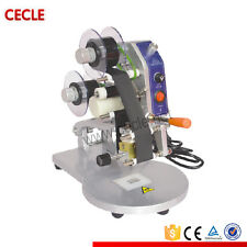 DY-8 Hot Stamping Tools Equipment Manual Codes Printing Machine