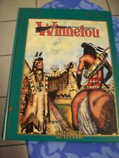Splitter Comics - Helmut Nickel - Winnetou 7 nach Karl May - Hardcover - TOP