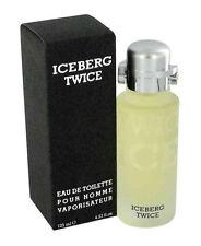 Twice von Iceberg Aftershave Splash 125ml für Herren