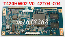 NEW Original Logic Board T-con Board AUO T420HW02 V0 CTRL BD 42T04-C04