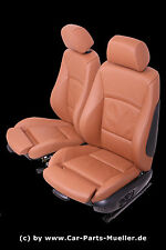 3 3er BMW E90 E91 FACELIFT M SPORTSITZE LEDERSITZE LEDER SITZE PAKET SPORT SEATS