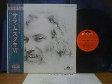 GEORGES MOUSTAK-VI  Rare Japan LP w/OBI