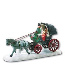 Dept 56 Heritage Village *Central Park Carriage* 59790 Retired Christmas