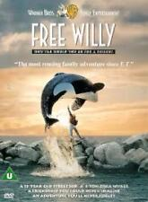 Free Willy [DVD] [1993] Good DVD Danielle Harris,Michael Bacall,Mykelti Williams