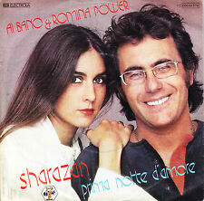 "Al Bano & Romina Power - Sharazan - Prima notte d'amore - 7"" Single"