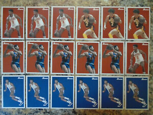 (125) 2009-10 Bowman NBA Basketball Starter Set Lot Cards Stars HOF Russell Kobe