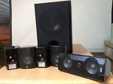 Elac Starlet 5.1 Lautsprecher-System - kaum benutzt
