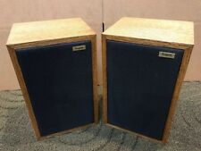 Original Very Early Version Gold Tag Rogers LS3/5a Speaker Excellent Condition