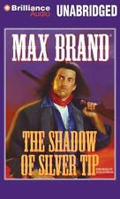 NEW Shadow of Silver Tip by Max Brand CD Unabridged Western Audio Book # 254