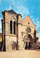 BT9499 Longpont sur orge basilique N d de bonn egarde        France
