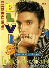 Elvis - The Man, The Music, The Legend (DVD, 2003)