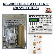 Yamaha RS7000 80 Switch repair All Play and panel buttons VV439800, V5914900 Etc