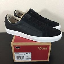 Vans WHITLOCK Suede & Leather Off The Wall Shoes - Men's Skate Shoes Size 11 US