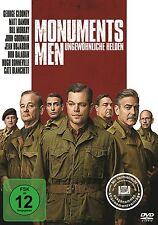 Monuments Men - George Cloney - Matt Damon - DVD