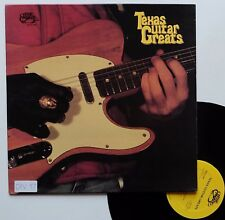 "LP Various  ""Texas guitar greats"""