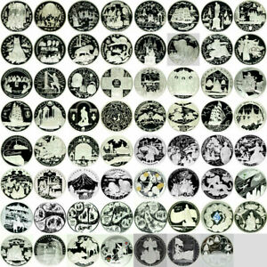 1995-2018 Russia BIG Collection of Rare 1 kilo kg 63 Silver Coins NGC 68-70 RARE