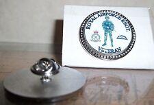 HM Armed Forces Royal Air Force Regiment (SA80) Veteran lapel pin badge .
