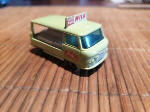 Matchbox Lesney No.21 Commer Bottle Float Milchwagen Top Zustand