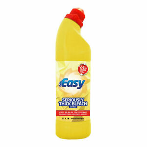 EASY SERIOUSLY THICK BLEACH  CITRUS 750ml