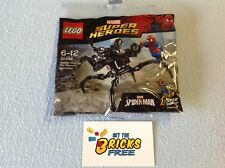 Lego Super Heroes Polybag 30448 Spiderman vs The Venom Symbiote New/Sealed/H2F