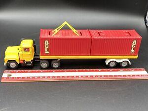Corgi Major Mack Semi Truck ACL Container Hauler Diecast Opening Hood
