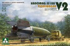 Takom 1/35 Hanomag SS100 vidalwagen V2 Rocket # 02110