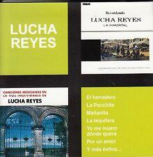 Lucha Reyes Canciones Mexicanas En La Voz Inolvidable CD New