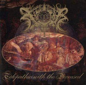 Xasthur - Telepathic With The Deceased - 2020 Back On Black - 2xLP Vinyl