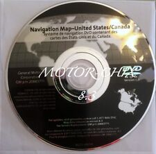 20883771 2007 2008 2009 2010 2011 2012 GMC Acadia & SLE SLT Navigation DVD Map
