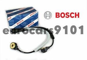 New! Volvo S60 Bosch Ignition Knock (Detonation) Sensor 0261231178 8653171