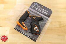 Dye DM14 Grip Kit - Black/Orange - NEW - FREE Shipping!