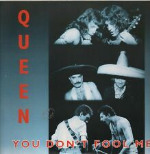 "QUEEN - RARO MIX 12 POLLICI MADE IN ITALY "" YOU DON'T FOOL ME """