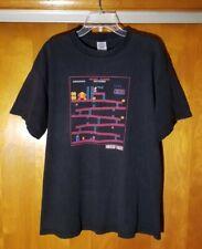 Vintage Nintendo Licensed Donkey Kong Uni sex T-Shirt Size Men's L Video Game